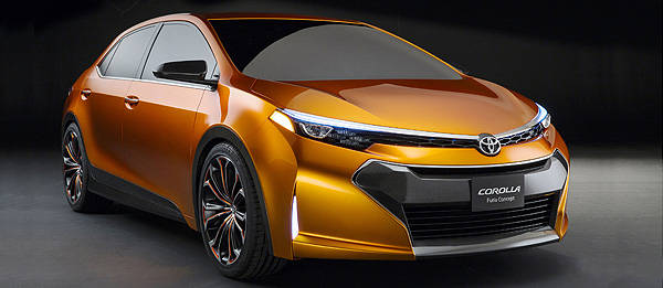 TopGear.com.ph Philippine car News - Detroit 2013: Toyota teases us with its Corolla Furia Concept