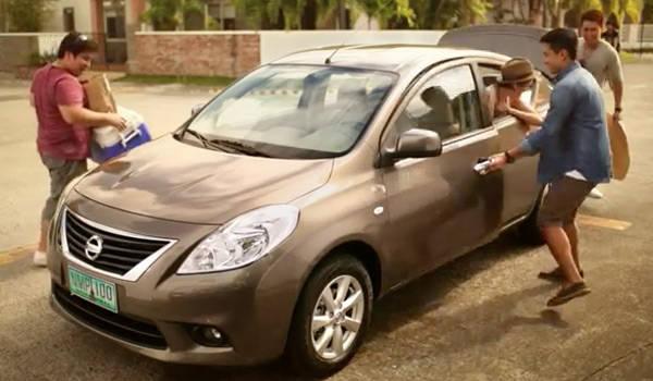 Nissan Almera TVC