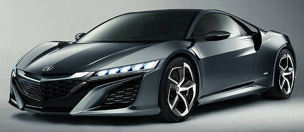 TopGear.com.ph Philippine Car News - Detroit 2013: Honda reveals next evolution of NSX Concept