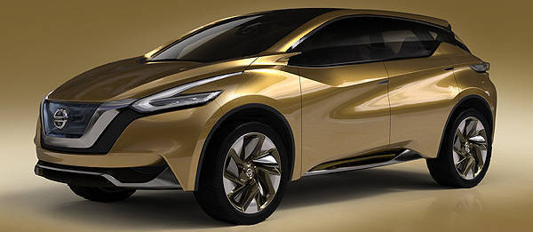 TopGear.com.ph Philippine Car News - Detroit 2013: Nissan brings Resonance concept crossover out of the dark