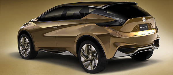 TopGear.com.ph Philippine Car News - Detroit 2013: Nissan brings Resonance concept crossover out