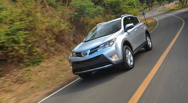 Launched: Toyota RAV4