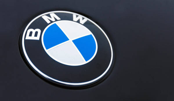 BMW 2012 sales
