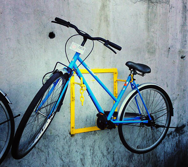 MMDA's bike sharing system
