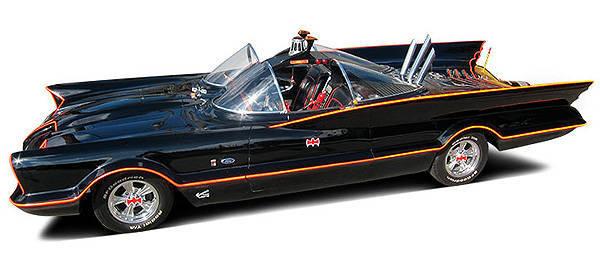 TopGear.com.ph Philippine Car News - Original Batmobile goes for $4.62M at auction