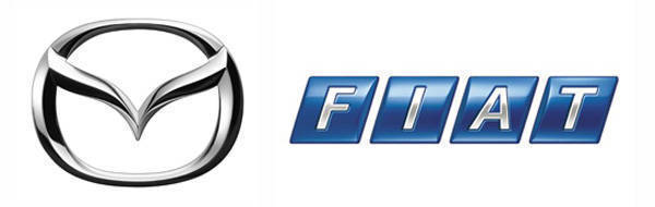 Mazda and Fiat