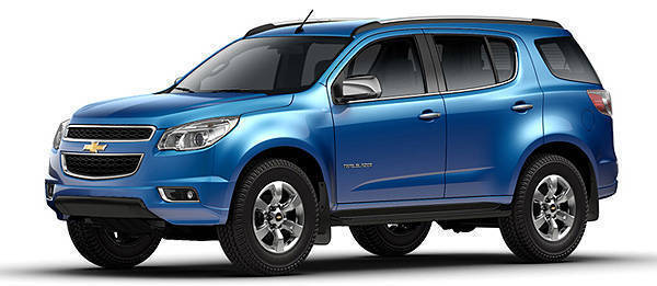 TopGear.com.ph Philippine Car News - Chevrolet PH trying to keep up with demand for Trailblazer
