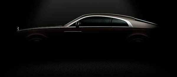 TopGear.com.ph Philippine Car News - Rolls-Royce reveals first teaser image of upcoming Wraith