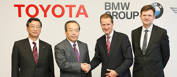 TopGear.com.ph Philippine Car News - BMW, Toyota to come up with jointly-developed sports car by the