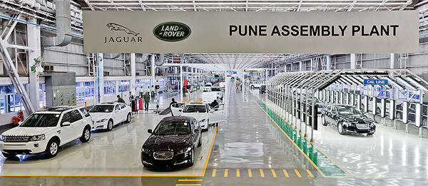 TopGear.com.ph Philippine Car News - Jaguar begins production of XF in India