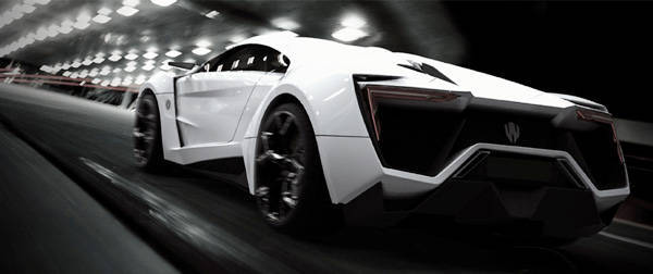 W Motors Hypersport