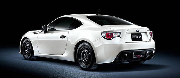TopGear.com.ph Philippine Car News - Subaru reveals track-bound BRZ