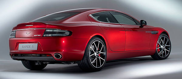 TopGear.com.ph Philippine Car News - Aston Martin launches faster, more powerful Rapide S