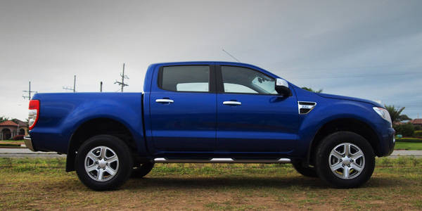 Ford Ranger - Styling