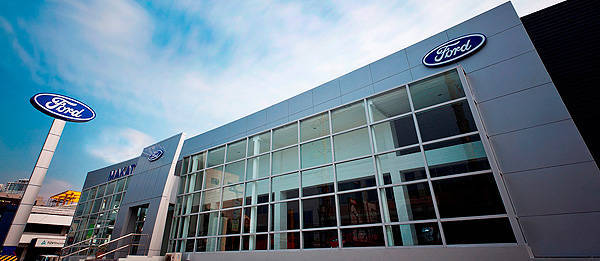 TopGear.com.ph Philippine Car News - Ford PH opens Makati dealership