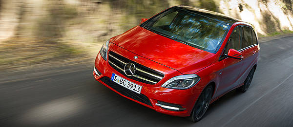 TopGear.com.ph Philippine Car News - CATS Motors launches all-new Mercedes-Benz B-Class