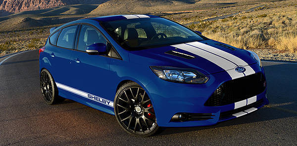 TopGear.com.ph Philippine Car News - Shelby American puts its name on Ford Focus ST