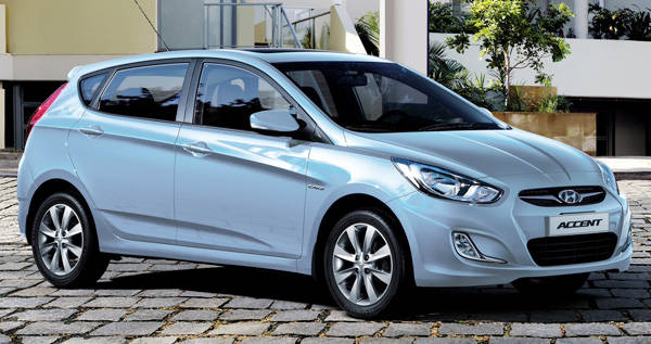 Hyundai PH reveals specs and prices of Accent hatchback CRDi