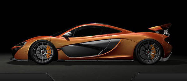 TopGear.com.ph Philippine Car News - Race- and production-ready McLaren P1 to bow at Geneva Motor Sh