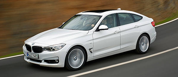 TopGear.com.ph Philippine Car News - BMW reveals 3-Series Gran Turismo