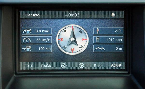 Mitsubishi Montero Sport - Extra Features