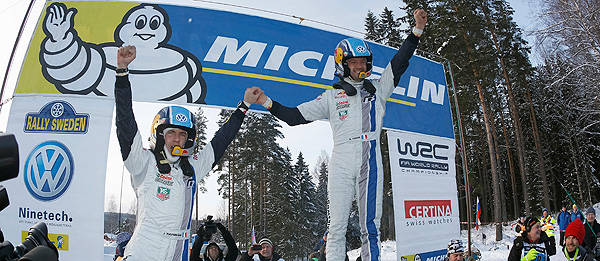 TopGear.com.ph Philippine Car News - Volkswagen claims maiden WRC victory