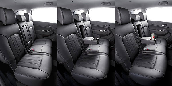 TopGear.com.ph Philippine Car News - Valentine's Day: The top five cars with the roomiest back seat