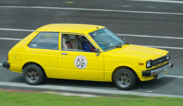 Retro Touring Car Philippines