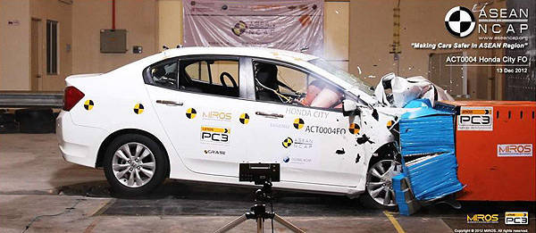 TopGear.com.ph Philippine Car News - ASEAN NCAP reveals results of its first crash tests