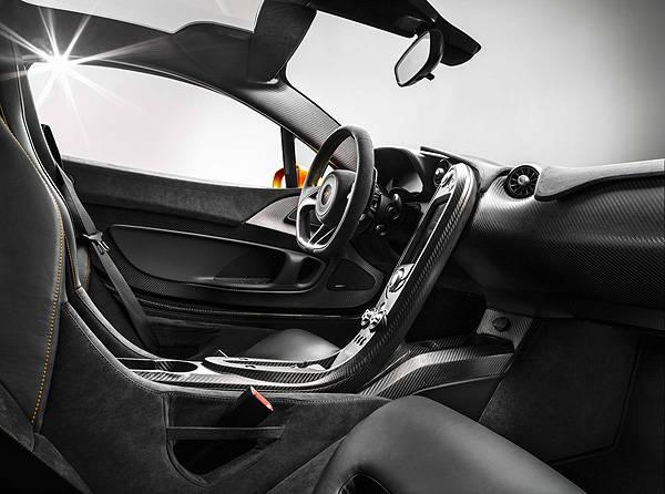 TopGear.com.ph Philippine Car News - McLaren finally shows off interior of P1
