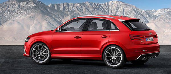 TopGear.com.ph Philippine Car News - Audi produces first 'RS' badged Q crossover