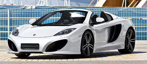 TopGear.com.ph Philippine Car News - Gemballa modifies McLaren 12C Spider