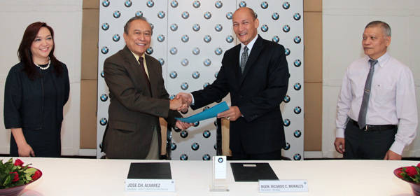ACC and AFPMBAI MOA signing