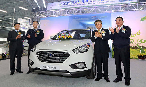 TopGear.com.ph Philippine Car News - Hyundai begins mass production of fuel cell vehicles