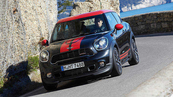 TopGear.com.ph Philippine Car News - Mini outs John Cooper Works Paceman