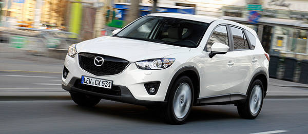 TopGear.com.ph Philippine Car News - Mazda improves the CX-5 even further