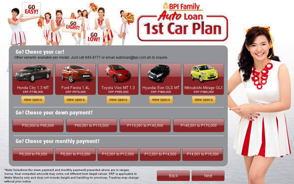Bpi Auto Loan Launches Financing Scheme For First Time Car