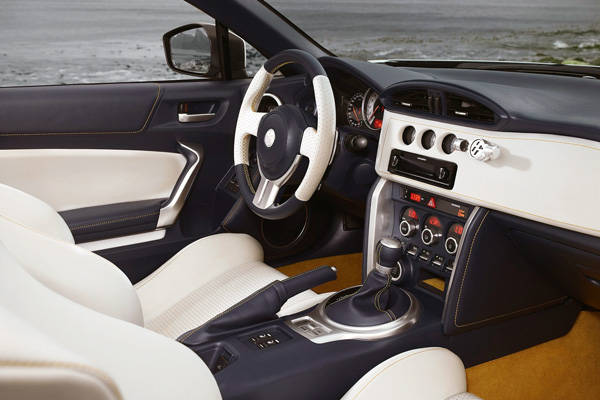 Toyota 86 Convertible