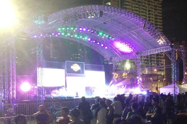 Harley-Davidson Philippine launch