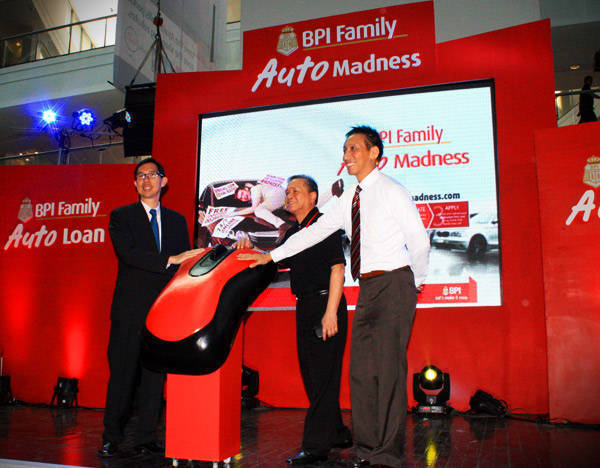 BPI Auto Loan holds 24/7 car sale online