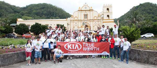 TopGear.com.ph Philippine Car News - Kia PH distributor donates P20,000 to small-town church