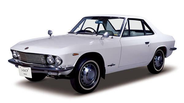 1966 Nissan Silvia