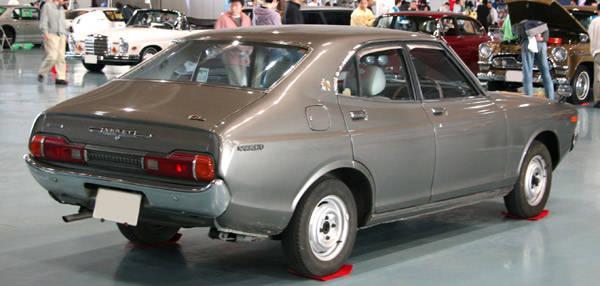 Nissan Violet