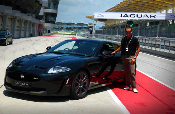 Jaguar Track Day: Playtime with the big cats