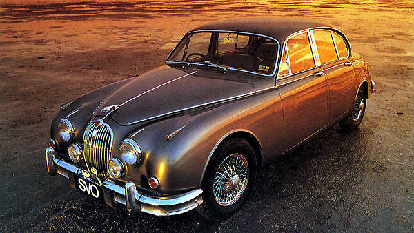 TopGear.com.ph Philippine Car News - Jaguar design boss redesigning classic Mark II model