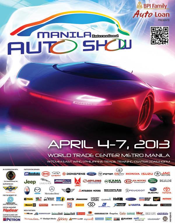 2013 Manila International Auto Show