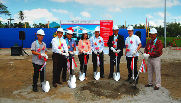 Honda PH set to open new dealership in Naga City