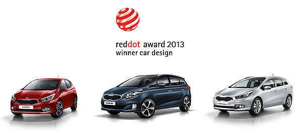 TopGear.com.ph Philippine Car News - Kia bags 4 red dot design awards