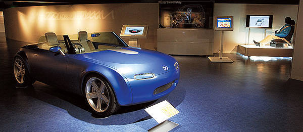 TopGear.com.ph Philippine Car News - Virtual tour of Mazda Museum now available online