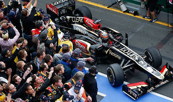 TopGear.com.ph Philippine Car News - Can Raikkonen be the 2013 F1 World Drivers' Champion?
